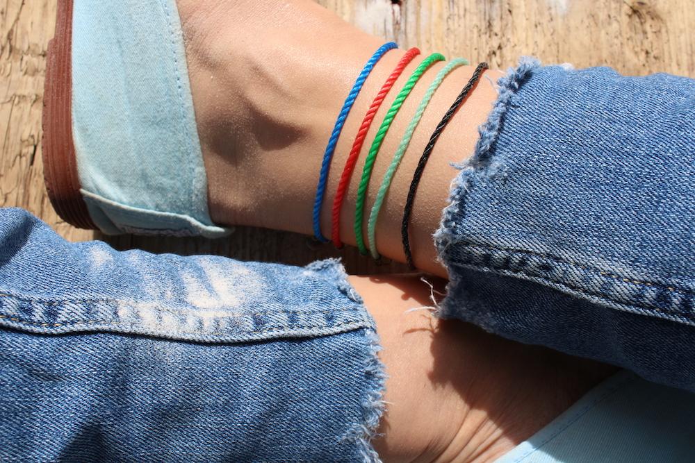 colorswell Fußbändchen
